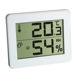 TFA 30.5027.02 Digitales Thermo-Hygrometer inkl. L-Batterie