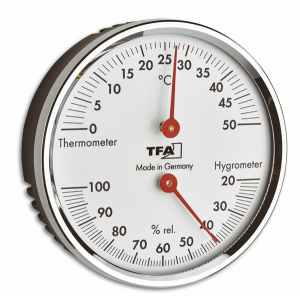 TFA 452041.42 Thermo- Hygrometer silber