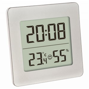 TFA 30.5038.54 Digitales Thermo-Hygrometer, ohne Batterie