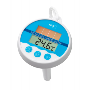 TFA 30.1041 Digitales Poolthermometer inkl. A-Batterie