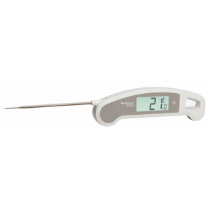 TFA 30.1060.02 Thermo JACK GOURMET Profi-Küchenthermometer, L-Batterie