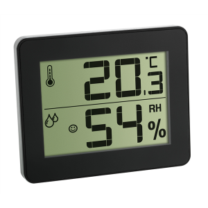 TFA 30.5027.01 Digitales Thermo-Hygrometer inkl. L-Batterie
