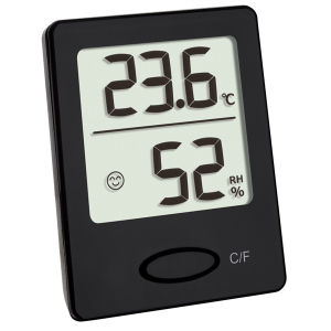 TFA 30.5041.01 Digitales Thermo-Hygrometer inkl. L-Batterie