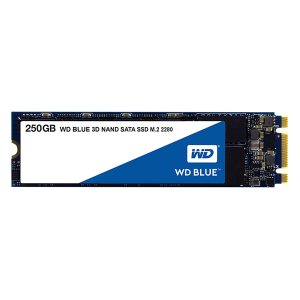 Western Digital Blue 3D NAND SSD M.2 250GB