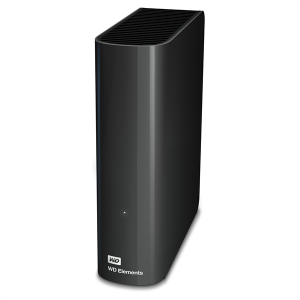 "Western Digital HDD EXT 3TB WD 3.5"" Elements Desktop 3.0"